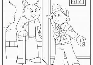 Cub Scout Printable Coloring Pages Pin On Scouting