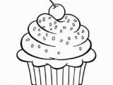 Cupcake Coloring Pages to Print Free Printable Cupcake Coloring Pages for Kids