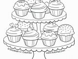 Cupcake Coloring Pages to Print if You Give A Cat A Cupcake Coloring Page Coloring Page Cupcake