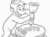 Curious George Printables Coloring Pages Curious George Coloring Pages Curious George Free Coloring Pages