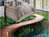 Custom Floor Tile Murals Custom Stickers Od 3d Designs for Home Decor 3d Wall Ceiling Floor