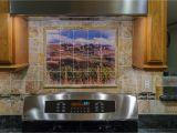 Custom Kitchen Tile Murals Of Mosaic Tile Mural Backsplash Ecwrzoo Backsplash