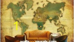 Custom Map Wall Murals by Wallpapered 23 Best Maps Wallpaper Images