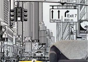 Custom Map Wall Murals by Wallpapered 50 Ideen Für Wandbilder Xxl – Die Tapeten Der Zukunft