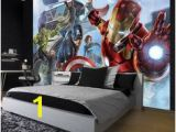 Custom Murals Uk Marvel Avengers Wall Mural Wallpapers