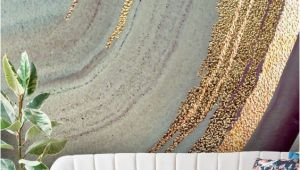 Custom Wall Murals Australia Stunning Gold Dust Grey Marble Wall Mural From Wallsauce