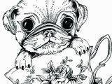 Cute Animal Coloring Pages for Adults Dog Coloring Pages for Adults Best Coloring Pages for Kids