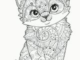 Cute Animal Coloring Pages for Adults Free Printable Animal Coloring Pages for Adults In 2020