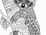 Cute Animal Coloring Pages for Adults Wild Animals to Color