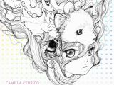 Cute Animal Coloring Pages Printable Pop Manga Coloring Book A Surreal Journey Through A Cute
