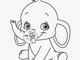Cute Baby Animals Coloring Pages 12 Unique Baby Animal Coloring Pages