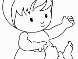 Cute Baby Chick Coloring Pages Baby Girl Coloring Pages Free Printable Baby Coloring Pages for Kids