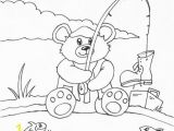 Cute Bear Coloring Pages Coloring Pages Printable