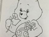 Cute Bear Coloring Pages Pin by April Dikty ordoyne On Care Bears