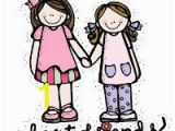 Cute Bff Coloring Pages for Girls Melonheadz Illustrating Best Friends