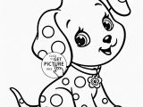 Cute Cartoon Baby Animal Coloring Pages Cute Dog Coloring Pages Awesome Best Od Dog Coloring Pages Free