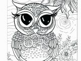 Cute Coloring Pages Of Owls Owl Coloring Page Printable L4502 Snowy Owl Coloring Pages Owl