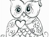 Cute Coloring Pages Of Owls Snowy Owl Coloring Page Owl Coloring Cartoon Owl Coloring