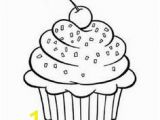 Cute Cupcake Coloring Pages Free Printable Cupcake Coloring Pages for Kids