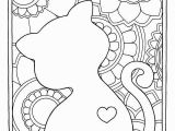Cute Easy Coloring Pages Ausmalbilder Winter Tiere