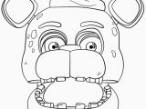 Cute Five Nights at Freddy S Coloring Pages Cute Five Nights at Freddy S Coloring Page Free