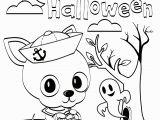 Cute Ghost Coloring Pages Happy Halloween From Chachi Enjoy This Fun Printable