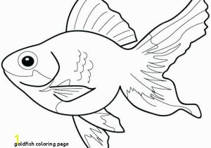 Cute Goldfish Coloring Pages 30 Goldfish Coloring Page
