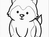 Cute Husky Puppy Coloring Pages Coloring Pages Cute Puppies Awesome Husky Puppy Drawing to Color