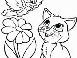 Cute Kitty Cat Coloring Pages Cute Cat to Print Lovely Coloring Pages Real Kittens
