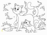 Cute Kitty Cat Coloring Pages Printable Kitten Coloring Pages Fresh Inspirational Cute Kitten