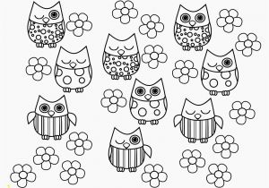 Cute Owl Coloring Pages 12 Elegant Cute Owl Coloring Pages