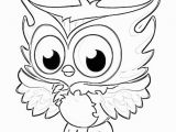 Cute Owl Coloring Pages Cute Owl Coloring Pages 10 Printable Coloring Page