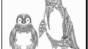 Cute Penguin Coloring Pages Penguin Coloring Page