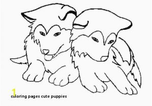 Cute Puppy Coloring Pages for Free 26 Coloring Pages Cute Puppies