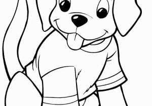 Cute Puppy Coloring Pages for Free Puppy Coloring Page Printable Real Puppy Coloring Pages Fresh
