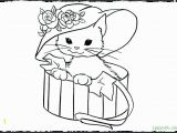 Cute Puppy Printing Coloring Pages Coloring Pages Cute Cats Best Puppy and Kitten Coloring Pages
