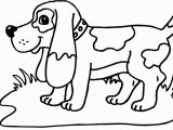 Cute Puppy Printing Coloring Pages Cute Puppy Coloring Pages for Girls