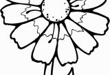 Cute Spring Flower Coloring Pages Printable Flowers to Color Flowers Coloring Pages Kids