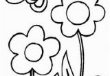 Cute Spring Flower Coloring Pages Spring Time Coloring Pages