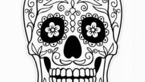 Cute Sugar Skull Coloring Pages Sugar Skull Coloring Pages Artsy Fartsy