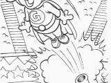 Cute Superhero Coloring Pages Show Coloring Pages