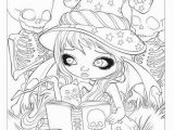 Cute Witch Coloring Pages Free Coloring Pages Cleverpedia S Coloring Page Library