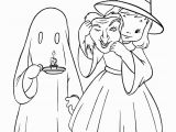 Cute Witch Coloring Pages Printable Halloween Coloring Book Pages