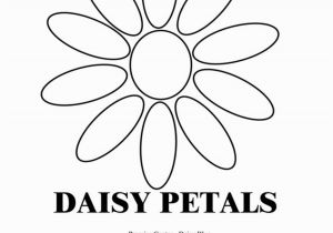 Daisy Girl Scout Coloring Pages Best Girl Scout Daisy Petals Coloring Sheet Design