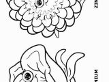 Daisy Girl Scout Flower Friends Coloring Pages Girl Scout Flower Friends Coloring Pages