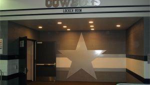Dallas Cowboys Stadium Wall Mural Dallas Cowboys Locker Room Entrance