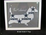 Dallas Cowboys Wall Murals Dallas Cowboys Basset Hound Basset Hound Wall Decor Basset Decor