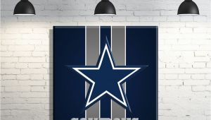 Dallas Cowboys Wall Murals Dallas Cowboys Framed Canvas Wall Art Decor