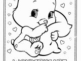 Dancing Bear Coloring Page Medquit Care Bears 3 Cartoons – Printable Coloring Pages Care