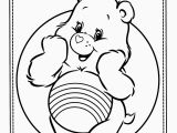 Dancing Bear Coloring Page Medquit Care Bears Coloring Page